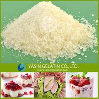 Edible Hide Skin Gelatin