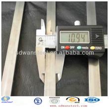 POSCO Steel 316 Stainless Steel Flat Bar Factory Price
