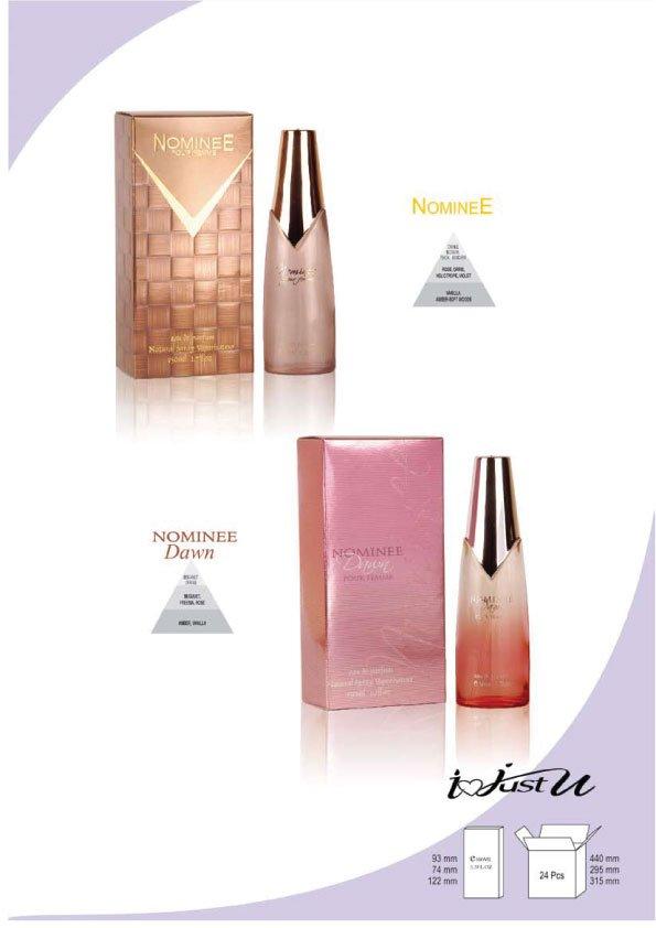 women perfumes in Spain