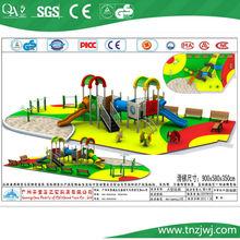 plastic playground system outside ,plastic slide, outdoor plastic playground