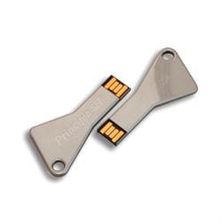 Laser Logo Key USB Flash Drive Excellent Quality 128MB-64GB