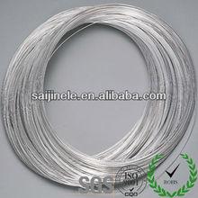 AgNi Pure Silver Wires