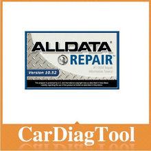 Latest Auto Repire Software Alldata 10.52 andC 2012 in 500GB with Wholesale Price