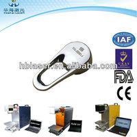 High speed Handheld 10W/20W optical fiber laser medical marking pen