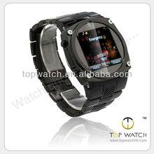 gsm phone watch TW818,gps,sos,bluetooth,mp3.mp4