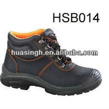 middle cut construction worker footwear,asphalt paving safety shoes