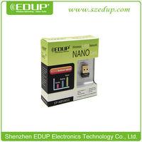 EDUP 802.11N 150Mbps Nano 802.11N WIFI USB Adapter wireless Networking lan Card