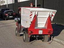 Alke Electric Van