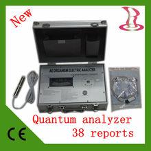 2013 Latest quantum magnetic resonance analyzer spanish