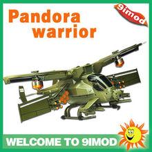 Walkera Avatar Pandora Warrior FPV RC Helicopter BNF