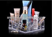 OEM Clear Cosmetic Display Cabinet