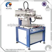auto silkscreen printing semi automatic machine 500x700mm