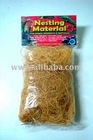 NESTING MATERIAL FOR BIRDS, RODENTS & REPTILES
