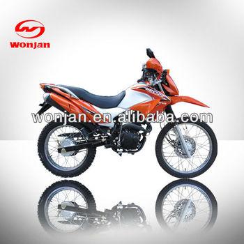 WJ-SUZUKI Most Popular 125cc dirt bike motorcycle /mini chopper motorcycles for sale cheap WJ200GY-III