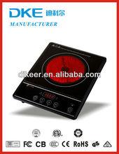 2013 one burner infrared plate