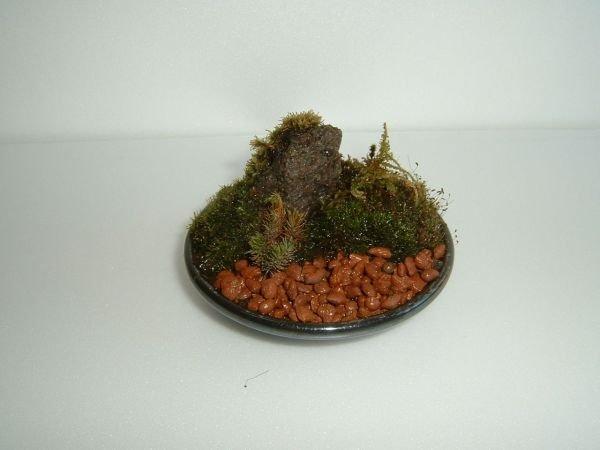 Japonês Mini jardimOutros brindes e artesanatosID do produto