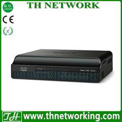 Genuine Cisco 1900 Router CISCO1941W-E/K9 Cisco 1941 Router w/ 802.11 a/b/g/n ETSI Compliant WLAN ISM