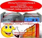 Hot Dog Roller For Sale