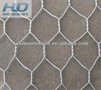 white chicken wire mesh