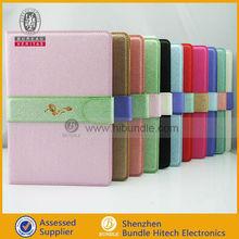 for ipad mini book style leather case ,for iPad mini accessory