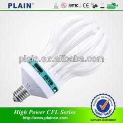 150W 180W 200W 250W energy saving light bulb 8U/light fixture