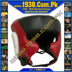 Boxing Head Guard Kick Boxing Head Protection Helmet