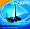 TIK TAK cable modem router wifi