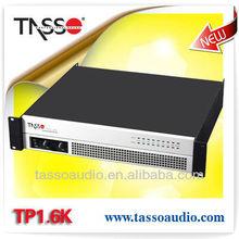 TOPPRO 2013 TP1.6K Professional digital Power Amplifier