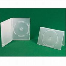 14mm semi-clear single DVD case BLD11455K-khd