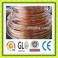 astm c19200 pancake tubo de cobre en la bobina