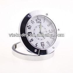 hidden camera Cheapest Wall Clock Camera mini camera vehicle tracking system