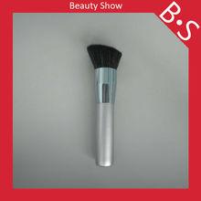Good quality angle makeup brush,angle flat foundation makeup/cosmetic brush