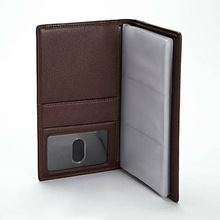 Plastic Sleeve Business Card Holder