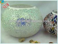 glass wedding candelabras,oil and vinegar glass cruets,wedding gift