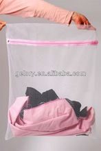 Clothes Hosiery Lingerie Protector Laundry Mesh Washing Bag with Zipper