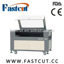 RECI 60w/80w/100w/ cnc laser cutting machine shose cloth industry