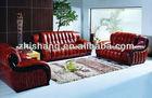 hotel furniture set antique round sofa 287#