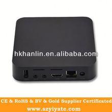 android 2.3 google internet tv box Amlogic 8726 M3 Android 4.0.4 A9 XBMc 1GB 4GB tv box
