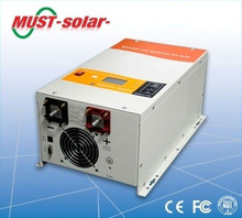 1KW-3KW MPPT Pure Sine Wave Solar PV Inverter Grid tie solar power inverter/ PV3000