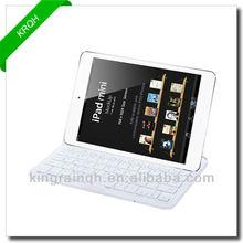 OEM ODM bluetooth keyboard cover for ipad mini