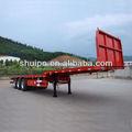 Camión de remolque de la línea de producción( semi remolque de la línea de montaje)
