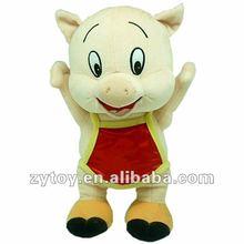 Shenzhen Cheap Plush toy pig