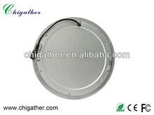180mm flat light panel flexible led 10w for office using