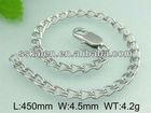 Cheap Stainless Steel Handmade Bracelets Chain