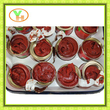 70G-4500G China Hot Sell Canned tomato paste,can food label