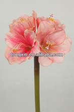 27273 imitation craft chiffon featured loose flower artificial tropical flowers