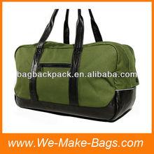 Brand canvans travel bag/duffel bag