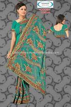 designer fancy saree from india