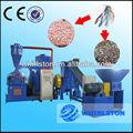 usine de recyclage de câble