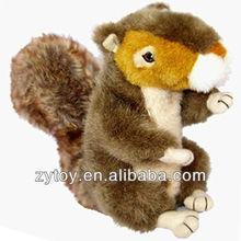 Shenzhen Promotional Soft toy squirrels for Children